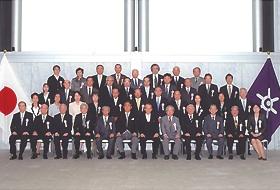 東京都知事より社会福祉事業発展の功労が認められ、東京都功労者表彰授与